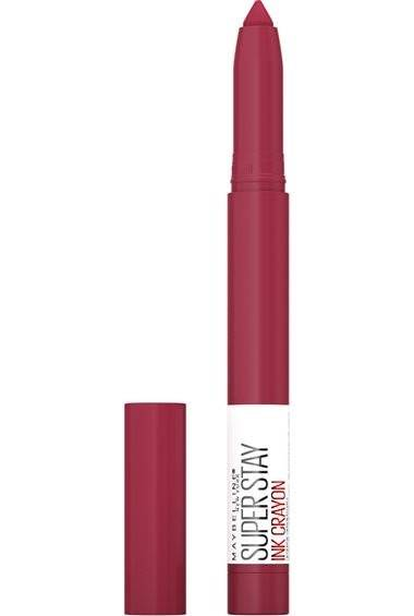 maybelline superstay ink crayon pinks edition - speak your mind